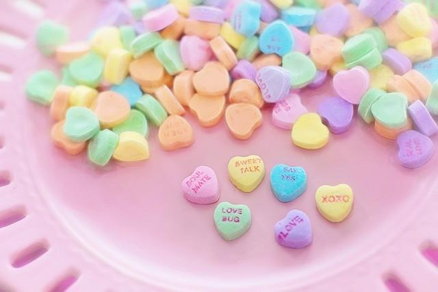 Lepo mi je je ljubav